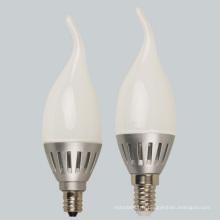 Ventes chaudes 3W 5W 7W 9W 12W E27 B22 LED ampoule (Yt-07