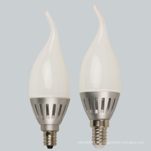 Vendas Hot 3 W 5 W 7 W 9 W 12 W E27 B22 Lâmpada LED (Yt-07
