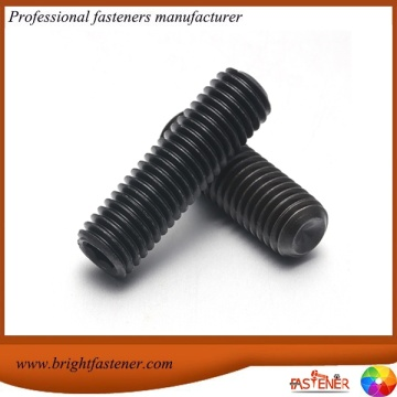 DIN4026 Hex Socket Set Screws with Flat Point