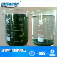 Químico de tratamento de efluentes de corante de decolor