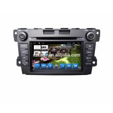 Reproductor de DVD del coche de la pantalla táctil de Kaier Android 7.1 / gps del coche para mazda cx-7 2011 con la función de la vista posterior automática