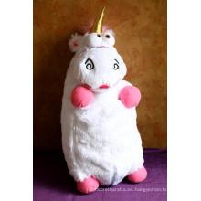 ¡Diseño modificado para requisitos particulares del OEM! Relleno unicornio muñeca de juguete suave niños juguetes de peluche animales de juguete felpa juguete unicornio