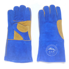 High Quality Industry Safety Working Leather Welding Gloves