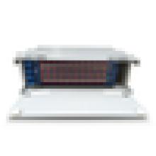 Fiber optic patch panel rack mount ODF distribution box 48 port fiber patch panel
