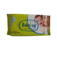 Toallitas húmedas para bebés sin alcohol naturales ecológicas