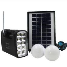 3w led light solar panel system