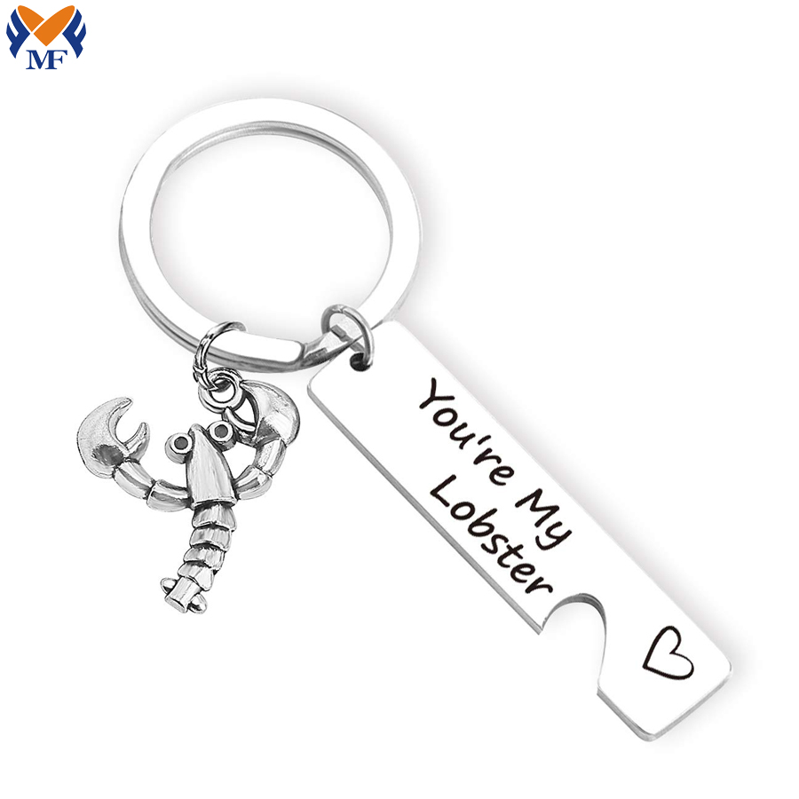 Romantic Key Chain