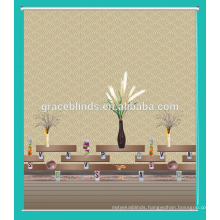 Top Quality Factory Price Custom Made Blackout sunscreen roller blinds/cutains