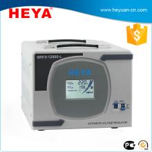 Hot Sell Single Phase Digital Display 10kw Voltage Regulator 220V/Automatic Stabilizator for generator/AVR