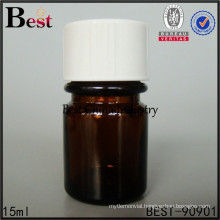 brown color amber medicine bottle pharmaceutica bottles 15ml 30ml, printing service, 1-2 free samples