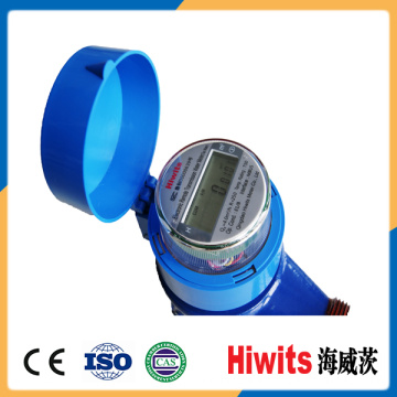 ISO Standard Cast Iron Multi Jet Cold AMR Water Meter