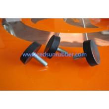 Industral Wearproof Thread Rubber Bumper Feet