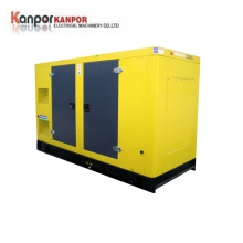 China Brand engine 400kVA Water Cooled Three Phase Soundproof Diesel Generator