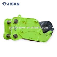 Cisailles hydrauliques de coupe d'acier, pulvérisateur concret, broyeur concret