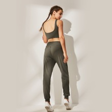 Frauen Yoga BH Hosen Matching Sets