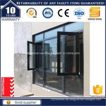 Neues Design Outward Casement Fenster Grill Design (6789 Serie)