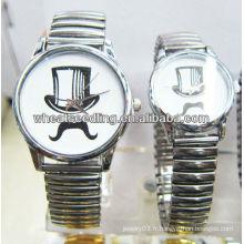Fashinable design montre cadeau promotionnel pour couple JW-08