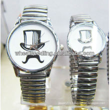 fashinable design promotional gift watch for couple JW-08
