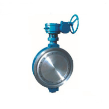 Wafer ganda Offset Butterfly Valve API