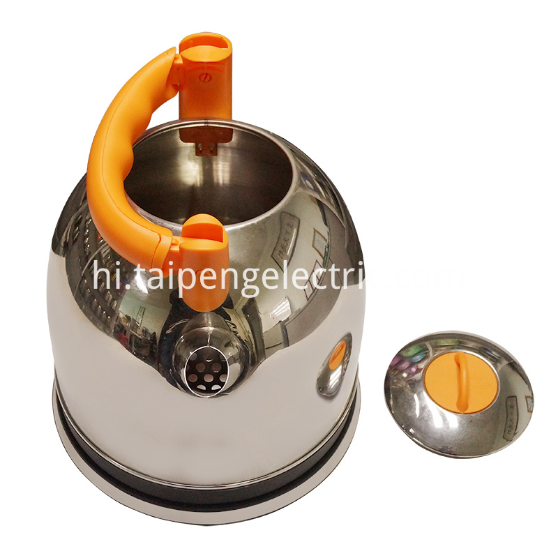 Faster Water Boiling Kettle