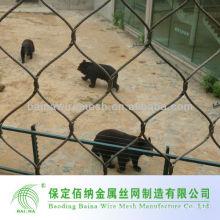 Schwarze Oxidation Zoo Mesh