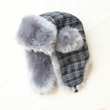 Winter Poliéster Cap-Warms