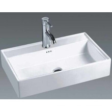 Rússia Casa de banho Ceramic Art Basin Sinks (7170)