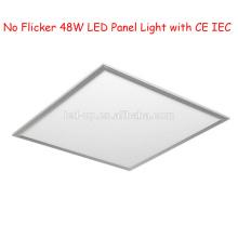 Kein Flicker 595 * 595 LED Panel Licht 48W