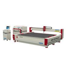 HEAD Marke Waterjet Schneidmetall Prozessmaschine Metallschneider