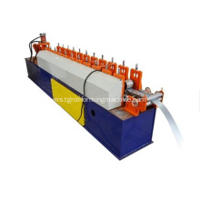 Profile berbentuk U Keel Drywall Roll Rolling Machine