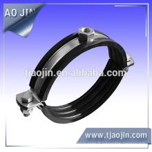 Braçadeira para tubos de aço padrão para tubos de andaime