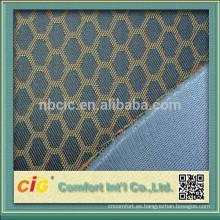 Nuevo estilo Low Cost de telas de tapicería de vinilo
