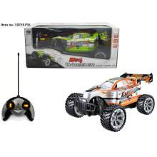 2.4G vier Funktion R / C Auto Spielzeug für Kinder ohne Ladevorgang
