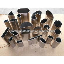 Pipa de acero de secciones huecas en forma especiales