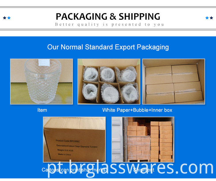 Packing of dinner candlestick holders