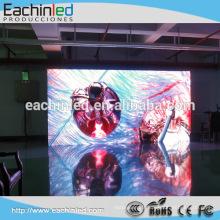 Écran d'intérieur HD fond d'écran LED xxx vidéo