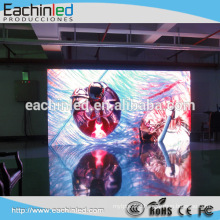 Indoor HD stage background LED xxx video screen