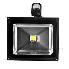 CE aprobó la luz de inundación del sensor PIR LED de 10W 20W 30W 50W 100W RGB (COB)