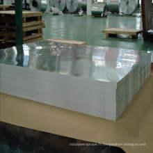 Nouveau rouleau jumbo de papier d'aluminium domestique 8011 conçu