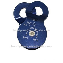 Para Escalar Aluminio Rescue Fall Arrest Fabricantes Mini Pulley