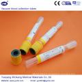 Tubes de prélèvement sanguin sous vide Sst Tube (ENK-CXG-025)