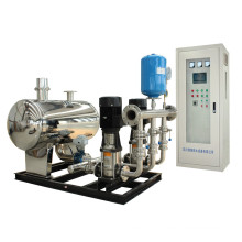 Non Negative Pressure Variable Frequency Constant Pressure Water Supply Equipment