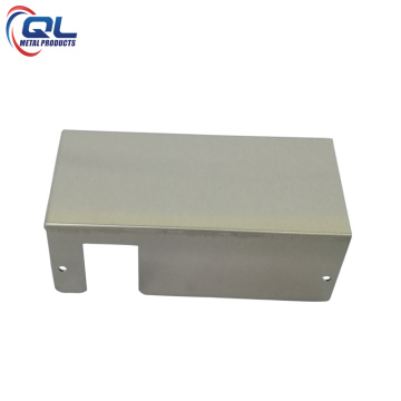 Aluminum Bending/Cutting Sheet Metal Working