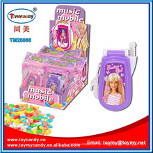 Musical Baby Handy Spielzeug mit Süßigkeiten