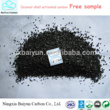 Size 4.0mm competitive price of activated carbon for adsorption formaldehyde