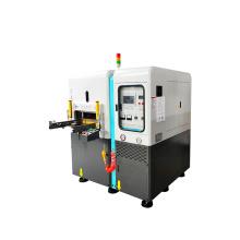 Wärmeübertragungs-Kleidungsetiketten Vakuummaschinenpresse