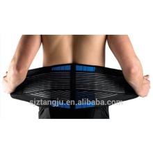 Высокое качество неопрена двухместный потяните поясничного Спинального брекеты задней опоры ремень нижней части спины боли самонагревающееся пояса