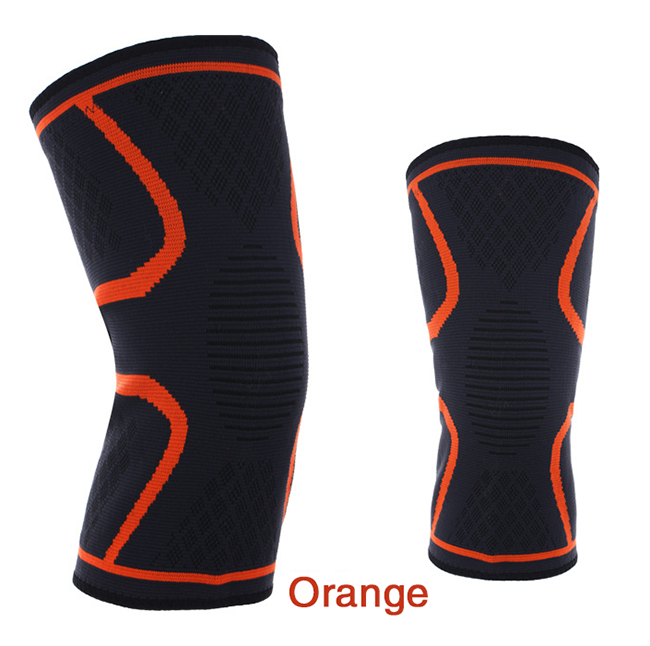 Sportveiligheid Breathable Knitting Knee Support
