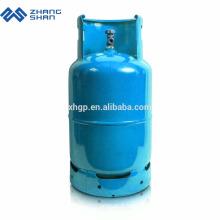 Cylindre jetable de gaz d'hélium 12kg pour la cuisine de cuisine de ménage