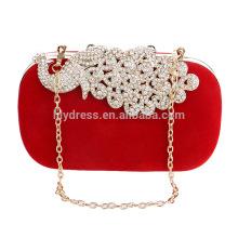 Мода дизайнер женщины вечернее сцепление мешок невесты для Свадебные вечерние использовать для новобрачных сумки B00015 сумки, сделанные в Китае